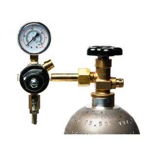 CO2 Regulator - Taprite Single Gauge