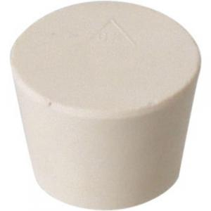 Stopper - #6 Solid Rubber Stopper