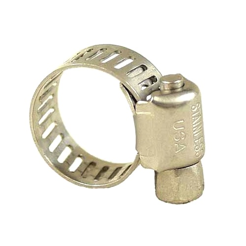 Hose clamp quot stainless steel michigan brew supply