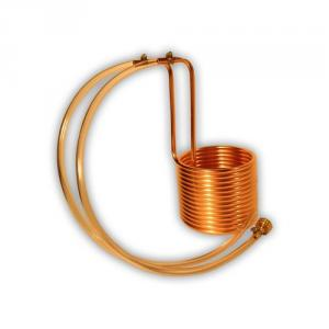 Wort Chiller - 25' Compact Copper Immersion Chiller