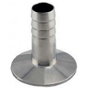 "1.5"" Tri-clamp Fitting x 1/2"" Barb"