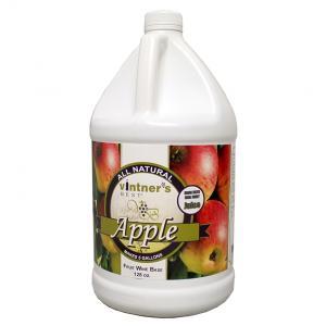 Fruit Wine Base - Vintners Best Apple 128 oz
