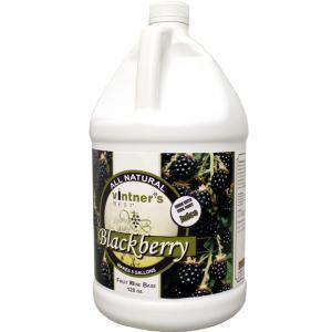Fruit Wine Base - Vintners Best Blackberry 128 oz