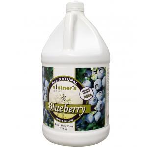 Fruit Wine Base - Vintners Best Blueberry 128 oz