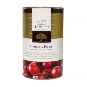Fruit Puree - Cranberry 49 oz
