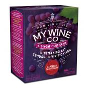 DIY My Wine Co Cabernet All-in-One Wine Kit