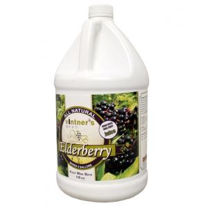 Fruit Wine Base - Vintners Best Elderberry 128 oz