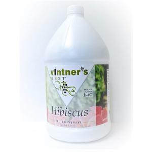 Fruit Wine Base - Vintners Best Hibiscus 128 oz