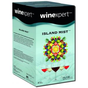 Island Mist Raspberry Peach Sangria Wine Kit