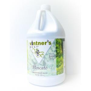 Fruit Wine Base - Vintners Best Moscato 128 oz