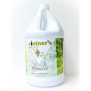 Fruit Wine Base - Vintners Best Prosecco 128 oz