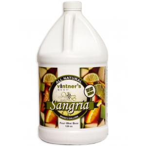 Fruit Wine Base - Vintners Best Sangria 128 oz