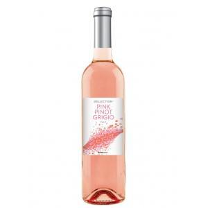 World Vineyard Italian Pink Pinot Grigio Wine Kit