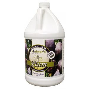 Fruit Wine Base - Vintners Best Plum 128 oz