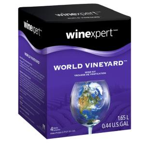 World Vineyard 1 Gallon California Pinot Noir Wine Kit