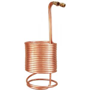 Wort Chiller - 50' Jumbo Copper Immersion Chiller