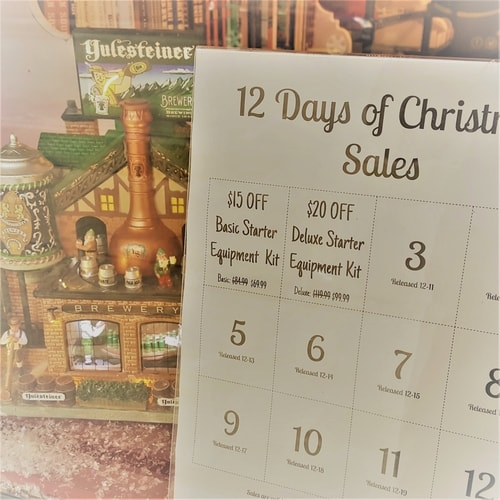 12 Days of Christmas Sales