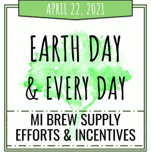 MIBrew Efforts to Reduce Waste