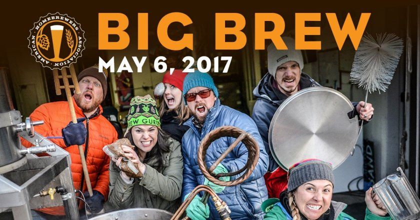Big Brew Day 2017!