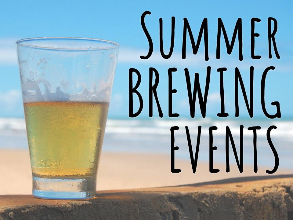 2019 Summer Brewing Events