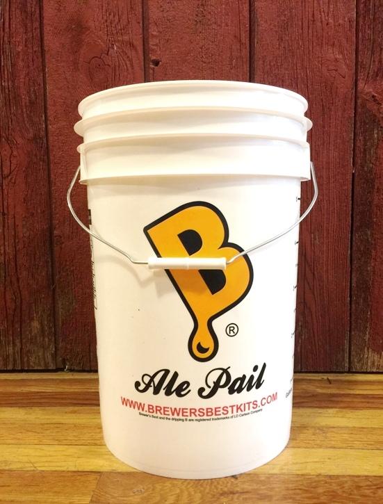 Fermenting Bucket 6 5 Gallon Plastic Michigan Brew