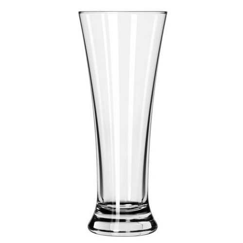 Beer Glass Libbey 16 Oz Flare Pilsner Glass Michigan