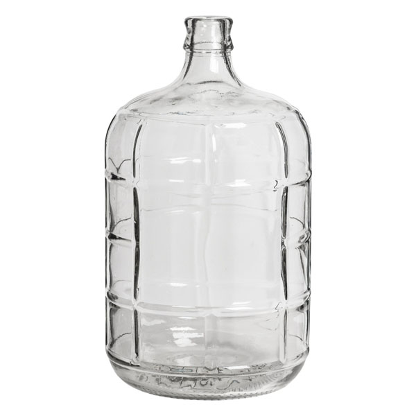 Carboy 5 Gallon Glass Fermenter Michigan Brew Supply