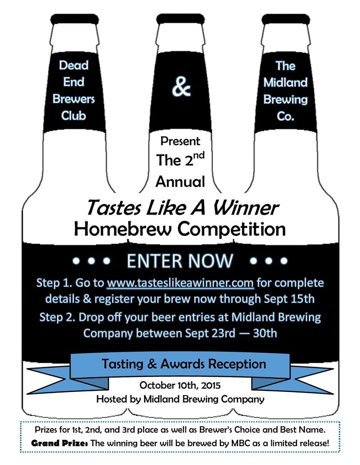 Mid-Michigan Homebrew Competition